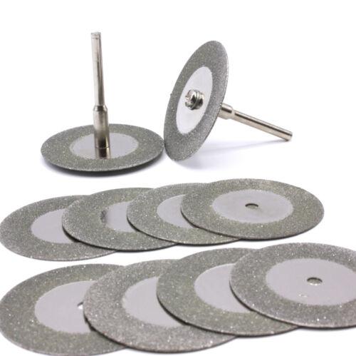 Proxxon Multifunktionswerkzeuge D27 10x Diamant Trennscheiben 35 mm für Dremel