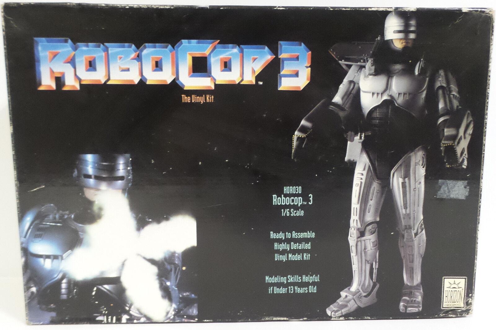 ROBOCOP   ROBOCOP 3 ROBOCOP 1 6 SCALE VINYL MODEL KIT MADE BY HORIZON IN 1992