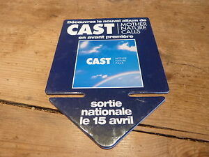 Cast-Madre-Naturaleza-Calls-Raro-French-Promocion-Display-Plv