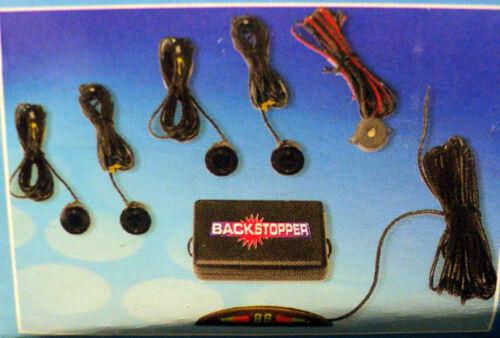 NEW Crimestopper CA5005.U Rear Parking Sensors w// Underdash Mount LED Display