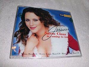 Fleurs-jasmin-santa-Claus-Is-Coming-to-town-2001-Maxi-CD