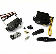 GS-5509MG+SV301 3kg Throttle & 9kg High Torque Steering RC Car Servo Metal Gear
