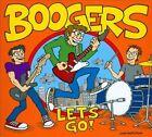 Let's Go! [PA] [Digipak] by Boogers (CD, Nov-2010, CD Baby (distributor))