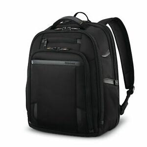 Samsonite-Pro-Standard-Backpack-for-15-6-034-Laptop-Black-Travel-Tech-USB