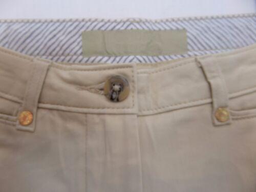 Womans M/&S Per Una Roma rise cotton rich straight leg chinos RRP £39.50  MS35