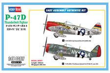 Hobby Boss Plastic Models 1/48 P-47d Thunderbolt Hbo85804