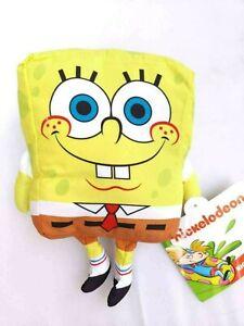 Spongebob-Farcito-Animali-Peluche-Square-Bambola-Giocattolo-Regalo-Bambini-Ragazzi-Ragazze-Sponge