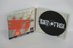 SILENT-HILL-Ref-ccc-PS1-Playstation-Japan-Game-p1