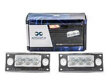 Premium LED Kennzeichenbeleuchtung für Audi A4 B5 und A3 8L