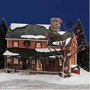 Department-56-The-Original-Snow-Village-Buck-039-s-County-Farmhouse