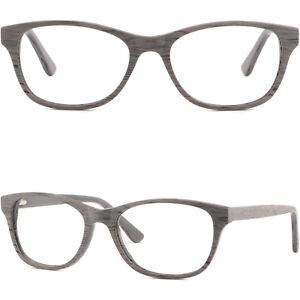45c44e3daaca1 Rectangular Men s Women s Plastic Frame Spring Hinges RX Glasses ...