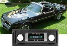 USA-630 II* 300 watt 77-81 Firebird Trans Am Formula AM FM Stereo Radio ipod USB