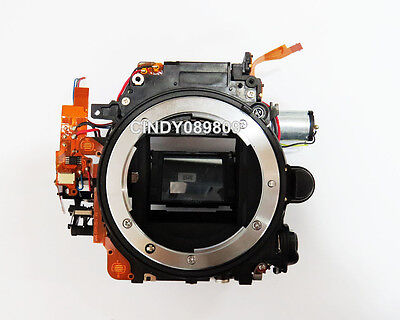 FOR Nikon D7000 Mirror Box Assembly Repair Part Replacement Without shutter Unit