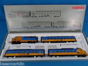 Marklin-37500-Diesel-Train-Set-NORTHLANDER-II-DIGITAL