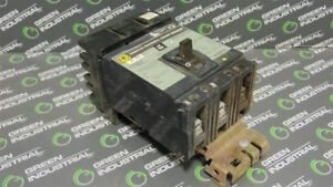 USED-Square-D-FA36020-I-Line-Circuit-Breaker-20-Amps-600VAC-Gray-Face