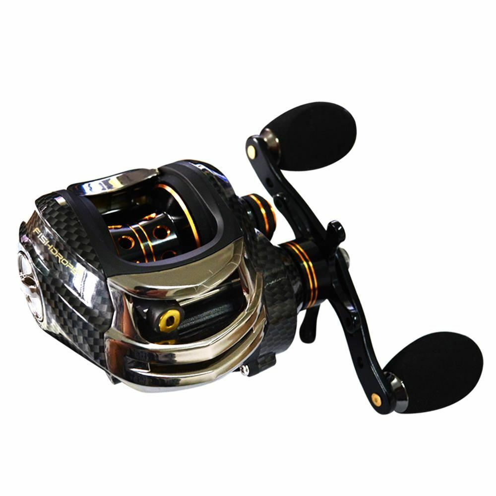 Promoting Bait Casting Fishing Reel Pesca For Bass Fishing Carp Reel Gear ratio