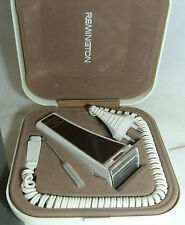 Vintage Retro Lady Remington Electric Shaver Working