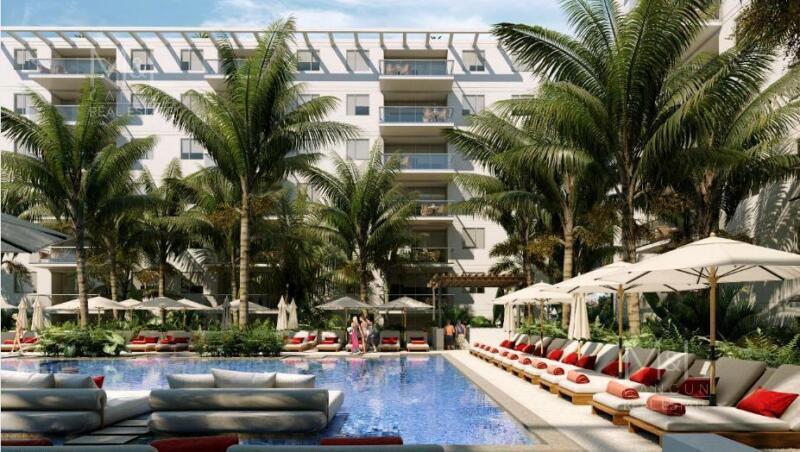 Departamento en Venta en Cancún, RESIDENCIAL ALZIA 3 Recàmaras, CUMBRES
