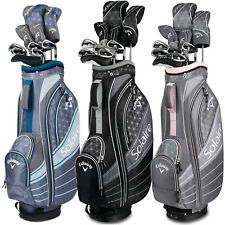 2018 Callaway Solaire Ladies Complete 11 Piece Package Set - Standard or Petite