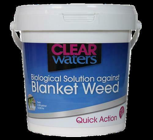 Nishikoi ClearWaters Blanketweed Treatment