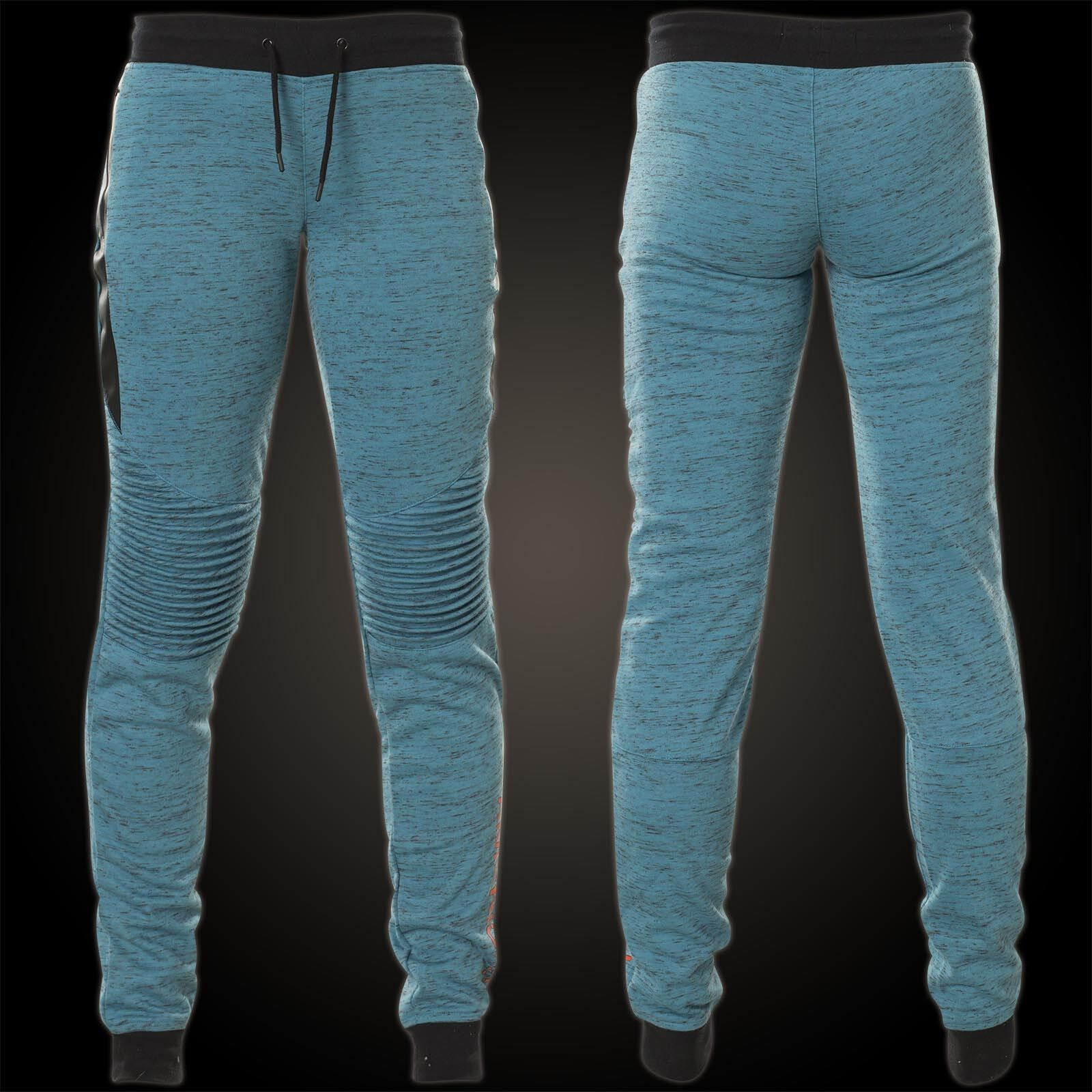 American Fighter by Affliction Woman Sweatpants Conditioning Joggers bluee