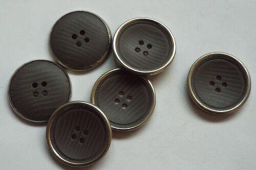 8pc 28mm gris et argent manteau veste chemise pantalon cardigan kid bouton 0838