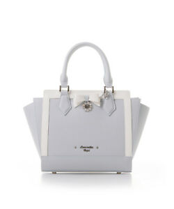 53e7818beb Samantha Vega Pastel Bi-color Bag with Ribbon Bow Pass Case Medium ...
