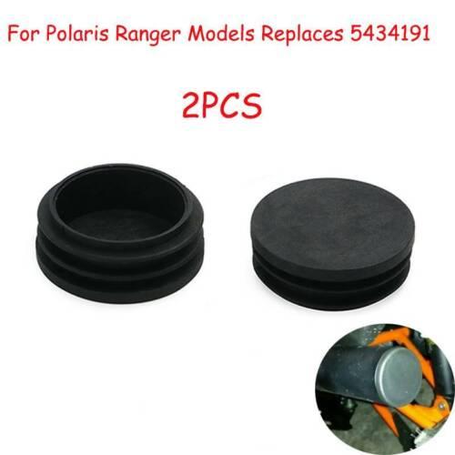 Front Bumper Replacement End Cap Plugs For Polaris Ranger Models Replace 5434191