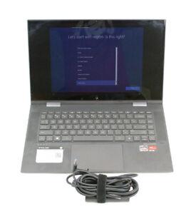 HP 15m-eu0013dx Convertible Envy Laptop 256GB 8GB AMD Ryzen 5 5500U Win 10