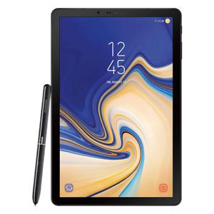 """Samsung Galaxy Tab S4 10.5"""" 64GB Black w/ S pen SM-T830NZKZXAR"""