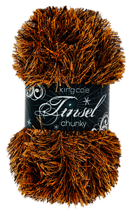 KING-COLE-TINSEL-CHUNKY-Various-Colours