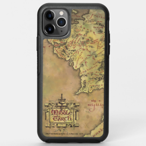 OTTERBOX SYMMETRY Case Rugged Slee, iPhone, The Lord Of The Rings MIDDLE EARTH