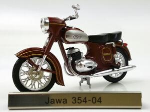 1 24 Atlas Jawa 354 04 Motorcycle Model Ebay
