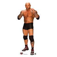 Batista Wwe Wrestling Dave Bautista Cardboard Cutout Standup Standee Poster F/s