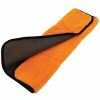 Mr.kleen Microfiber 2 In 1 Faced Soft Touch Microfiber Towel 16x18 Inches