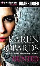 Hunted by Karen Robards (2014, CD, Unabridged)