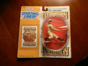 Honus Wagner Figurine Card Starting Lineup 1994 Coroperstown Collection Kenner