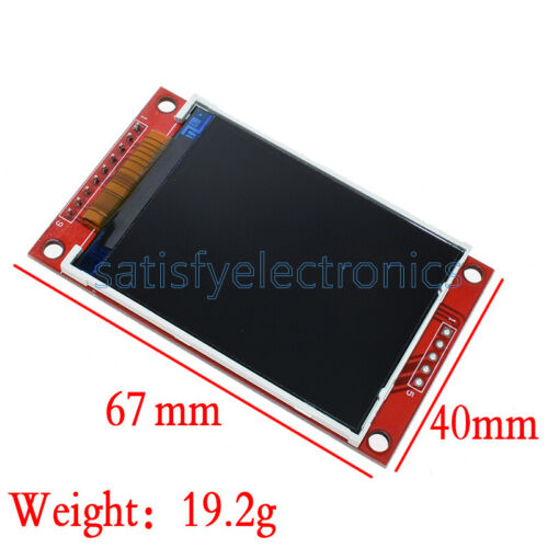 "2.2/"" 2.2 inch SPI TFT LCD Display module 240x320 ILI9341 51//AVR//STM32//ARM//PIC W"