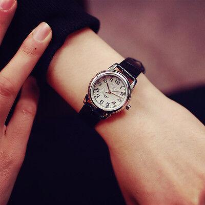 Vintage Strap Small Dial Fashion Women Watches Sport Quartz Ladies Wristwatch