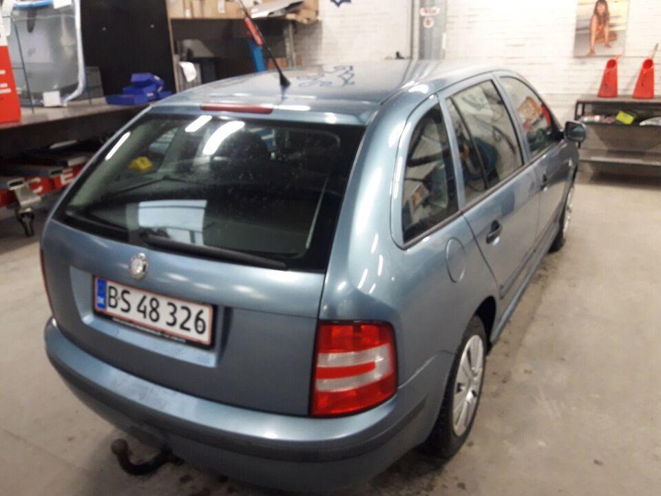 Skoda Fabia, 1,4 TDi 80 Ambiente, Diesel