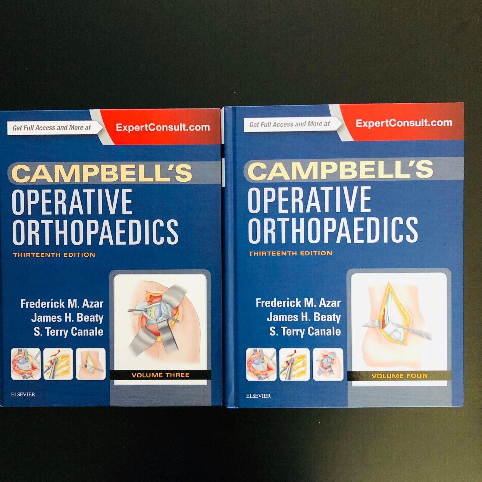 Campbell Orthopedic Book