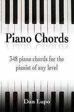 Piano Chords by Dan Lupo (2016, Paperback)
