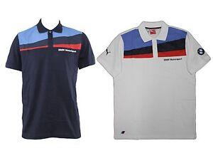 new puma bmw motorsport logo team fan polo driving sport t. Black Bedroom Furniture Sets. Home Design Ideas