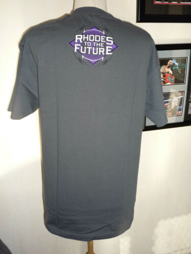 Youth Catch m Future S xl 2x shirt Taille l Size T All Adult Cody Rhodes Wwe 1C0nxwqg