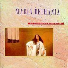 Los Canciones Que Tu Hiciste Para Mi by Maria Bethânia (CD, Feb-1994, Polygram …