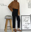Women-Cashmere-Mink-Fur-Pullover-Sweater-Oversized-Loose-Stretch-Top-Coat-Jacket thumbnail 9