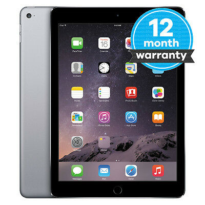 Apple iPad Air 1st Generation 16GB, Wi-Fi, 9.7in - Space Grey