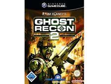 ## Tom Clancy's Ghost Recon 2 (Deutsch) Nintendo GameCube / GC Spiel - TOP ##