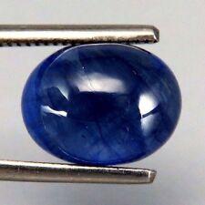 TOP SAPPHIRE : 7,20 Ct Natürlicher Blau Saphir  aus Ceylon