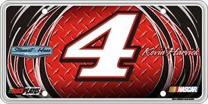 #4 Kevin Harvick Faux Diamond Plate DP0414-2BK